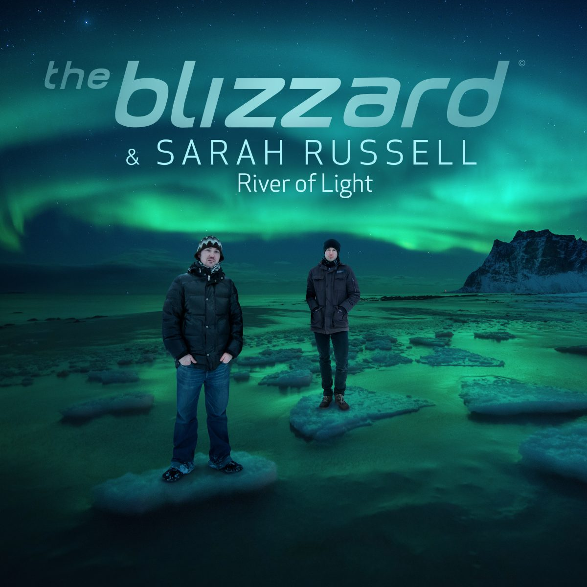 The Blizzard & Sarah Russell - River of Light on Raz Nitzan Music