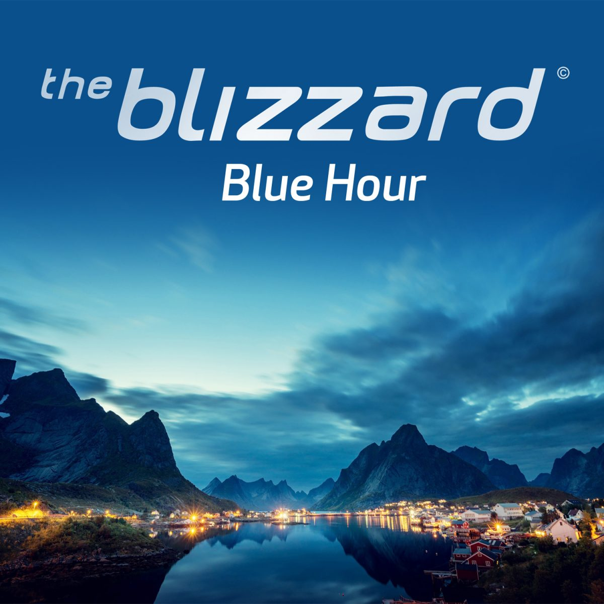Blue Hour - The Blizzard - on Patreon