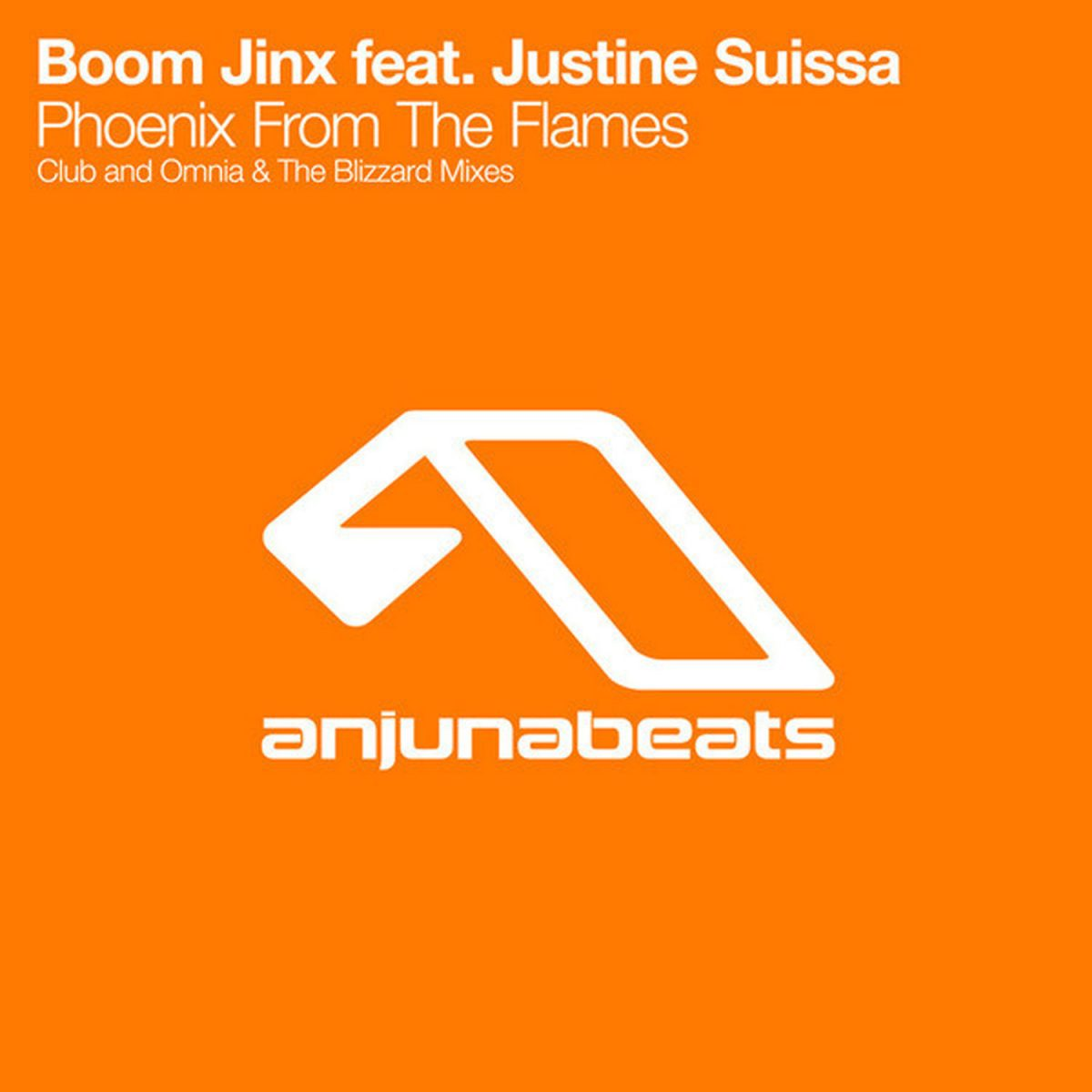 Boom Jinx & The Blizzard - Senja (The Blizzard's Midnight Sun Mix) on Anjunabeats