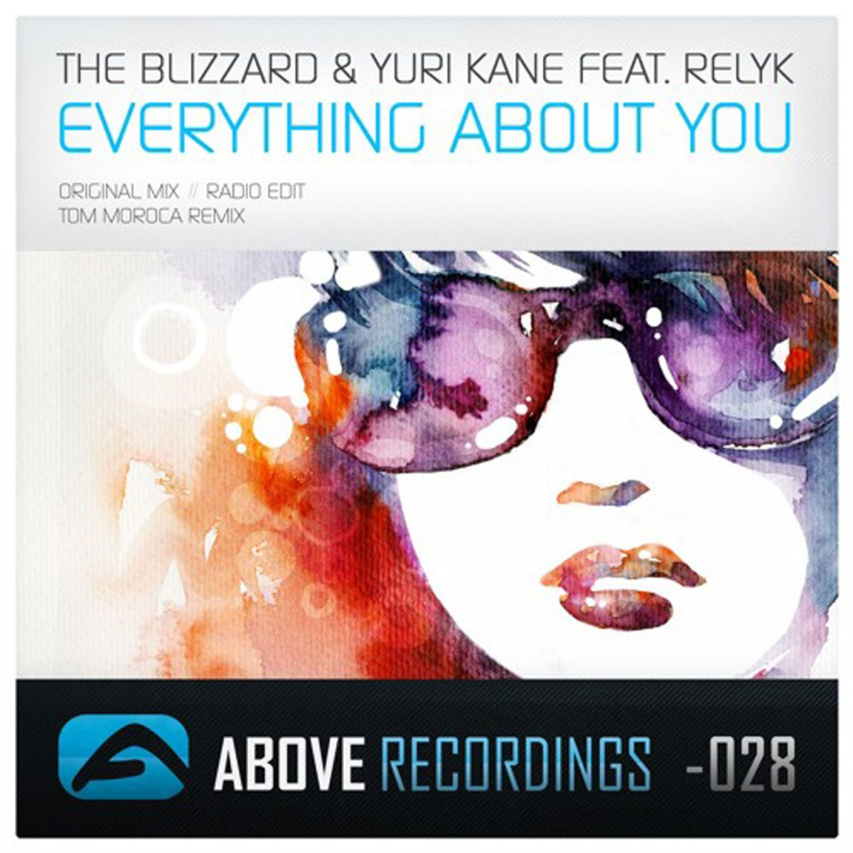 The Blizzard & Yuri Kane feat. Relyk Everything About You