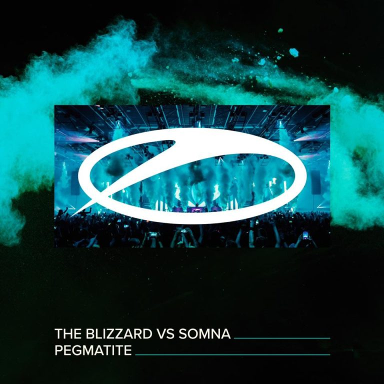 The Blizzard vs Somna - Pegmatite on ASOT (Armada Music)