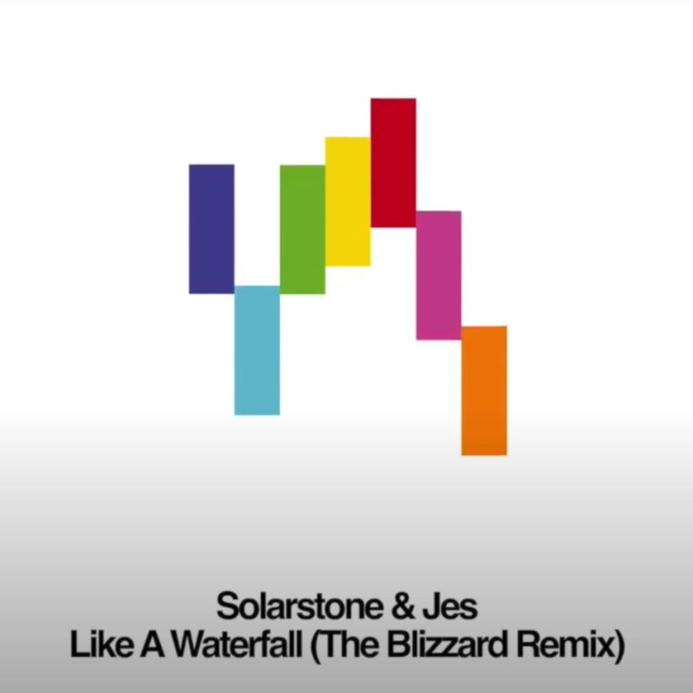 Solarstone & Jes - Like A Waterfall (The Blizzard Remix)
